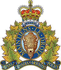 Royal Canadian Mounted Police LOGO200